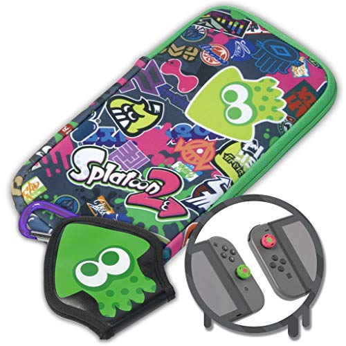 HORI Splatoon 2 Splat Pack