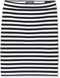 Tommy Hilfiger Ame Knitted Stripe Pencil Skirt, Jupe Fille