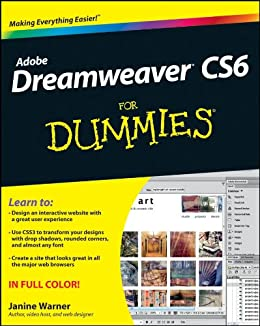 Dreamweaver CS6 For Dummies par [Warner, Janine]