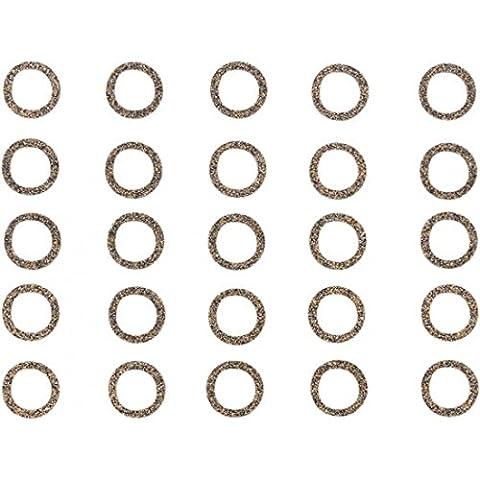 Large cork pushrod cover seal - c9606 - Cometic 09344716