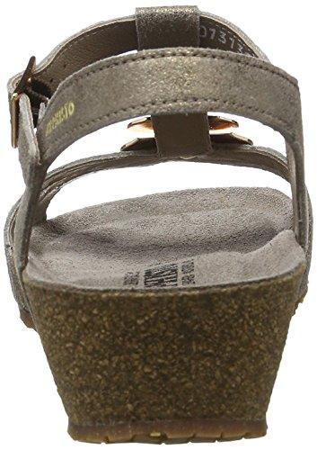 Mephisto P5121643 femmes Sandale Taupe