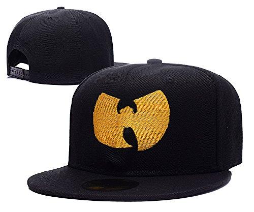 sianda-wu-tang-clan-logo-stickerei-hat-snapback-cap-einheitsgrosse-black-hat