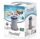 58383Pumpe mit Filter für Pool Bestway 2006l / h