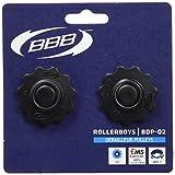 BBB Schaltrollen Roller Boys BDP-02, Schwarz, 2.913.610.201