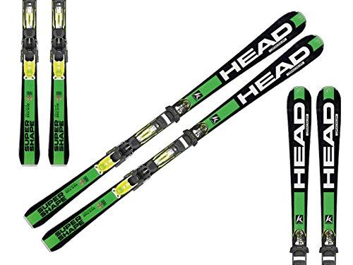 Head Ski Sport Carver I. Supershape Magnum Skiset 2016, 163