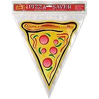Harold 8911 Mama Fresco's Pizza Saver Fridge Freezer Clear Storage Bag, 12-Pack