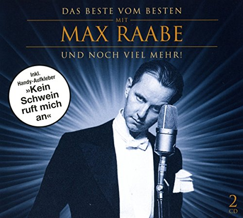 Das Beste Vom Besten mit Max Raabe Max Audio