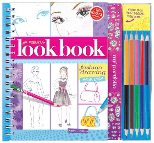My Fabulous Look Book (Klutz)