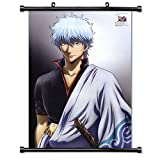 Gintama Anime Fabric Wall Scroll Poster (32 x 45) Inches