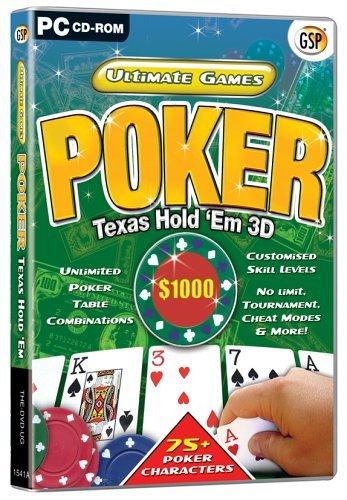 Ultimate Games Poker: Texas Hold'em  [Edizione: Regno Unito]