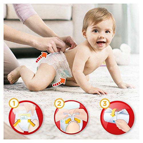 Pampers Baby Dry Pants Windeln, Gr. 4 (8-14 kg), Jumbo Plus, 1er Pack (1 x 72 Stück) - 5