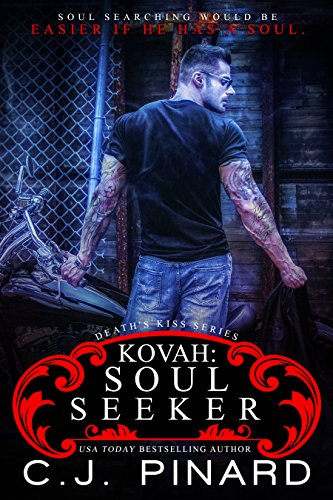 Kovah: Soul Seeker: A Death's Kiss Novel (English Edition) -