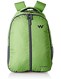 Wildcraft 28 Ltrs Green Dual Tone Casual Backpack (AM BP 2)