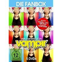 Mein Babysitter ist ein Vampir - Die Fanbox