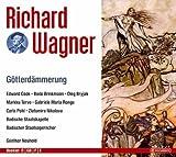 Richard Wagner: Götterdämmerung (Oper) (Gesamtaufnahme) (4 CD) -