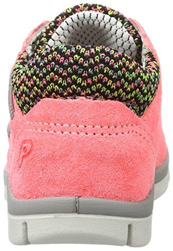 Ricosta Mazi, Sneakers basses fille Pink (neoncoral/multi)