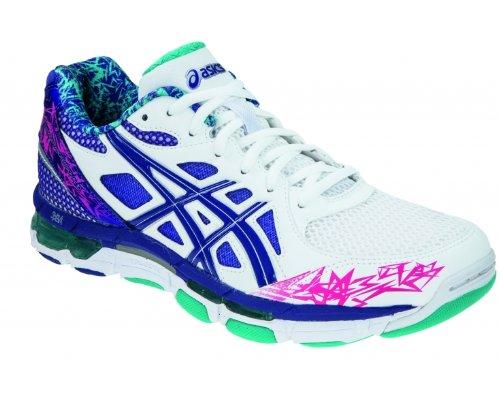 ASICS Gel-Netburner Professional 10 Women's Chaussure De Basket blue