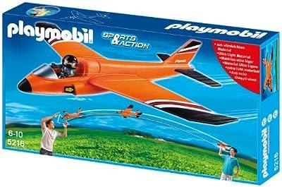 Vehículos planeador de Playmobil (5216)