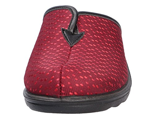 Romika  Romisana 236, Chaussons pour femme Rouge