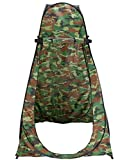 #2: Inditradition Cloth Changing Tent | Camping Toilet Tent | Ideal For Camping, Hiking, Picnic, Photoshoot (Camouflage Design, Instant Setup, Full Privacy)