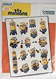 Despicable Me Minions Temporary Tattoos 14