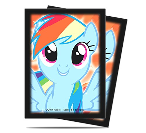 P Rainbow Dash Protector, 65 Stück ()
