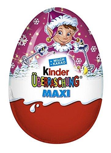 Ferrero Kinder Überraschung Maxi Mädchen Ei 100g