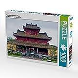Hien Lam Pavillon, Hue 1000 Teile Puzzle quer