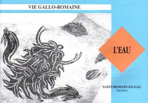 L'eau. Vie gallo-romaine par Johan Durand