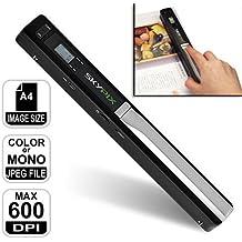 Scanner portatile a4 senza fili  risoluzione max 900