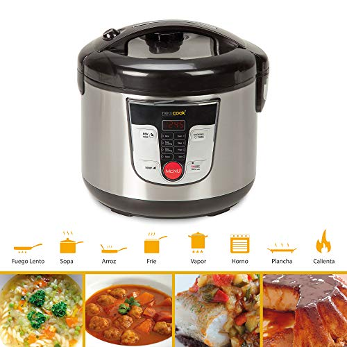NEWCOOK Robot de Cocina