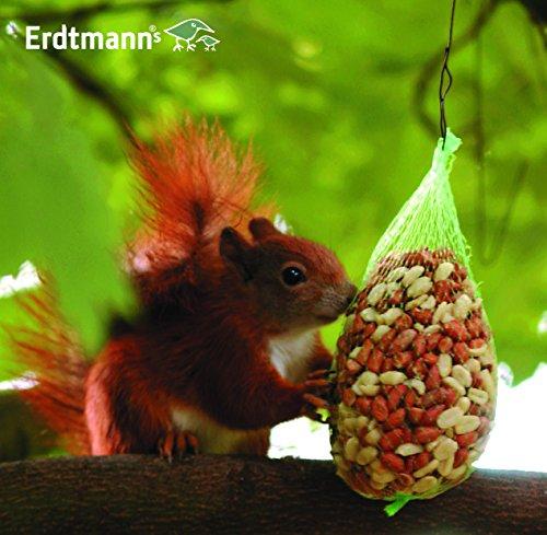 Erdtmanns Eichhörnchenfutter Big Pack (3 x 300 g) - 5