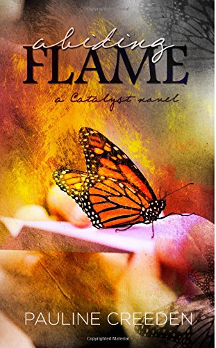 book cover of Abiding Flame