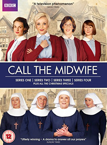 Series 1-4 (13 DVDs)