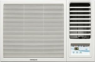 Hitachi 1.5 Ton 3 Star Window AC (RAW318KUD Kaze Plus, White)