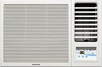 Hitachi 1.5 Ton 3 Star Window AC (RAW318KUD Kaze Plus, White)