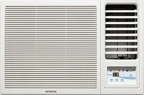 Hitachi 1 Ton 5 Star Window AC (RAW511KUD Kaze Plus, White)