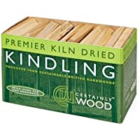 Kiln Dried Kindling Wood - Natural Firelighters for log burners, Firewood for Home fires, BBQ's, fire pits, Stove, Fireplaces. by Certainly Wood - Trova i prezzi più bassi