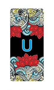SWAG my CASE Printed Back Cover for Sony Xperia C4