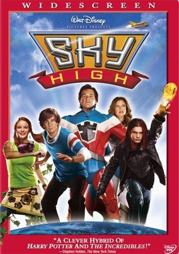 Sky High (Widescreen Edition) by Kurt Russell