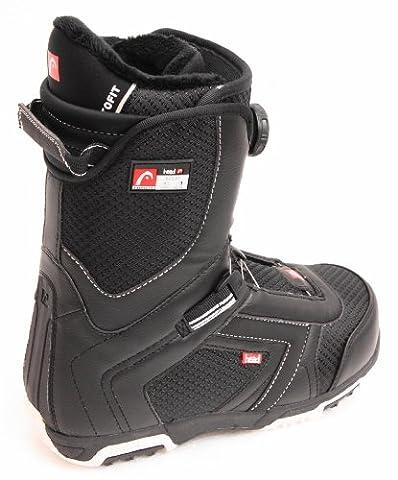 HEAD SCOUT BOA BLACK Snowboardschuh 350813 - 270 - 42