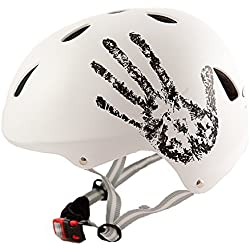 "Sport DirectTM ""The Hand"" BMX Patín Bicicleta Casco 57-59cm"