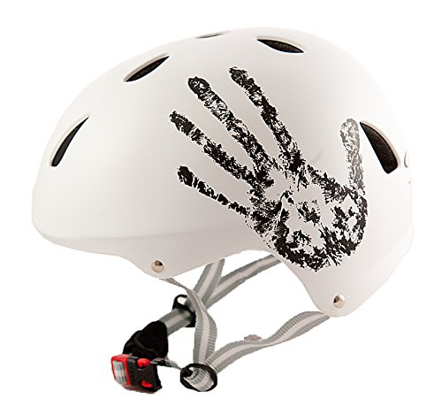 Sport Direct™The Hand BMX Patín Bicicleta Casco 57-59cm