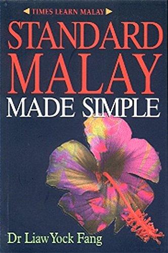 Standard Malay: Made Simple/Malaii Grundlagen-Sprachkurs (Livre en allemand) par Liaw Yock Fang