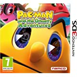 Pac-Man and The Ghostly Adventures HD (Nintendo 3DS)