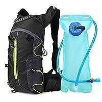 حقيبة المثانة للماء للدراجات الهوائية 2L من ليكسادا حقيبة الترطيب في الهواء الطلق الرياضة التخييم المشي لمسافات طويلة حقيبة المياه