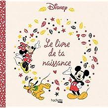Livre de naissance Disney