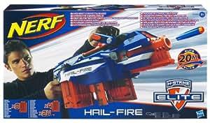 Nerf - 989521480 - Jeu de Plein Air - Hailfire