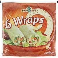 Poco Loco 6 Wraps, 370 g