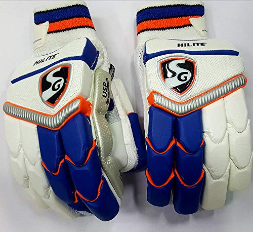 SG Hilite Herren Cricket-Handschuhe, leicht, 100% Original